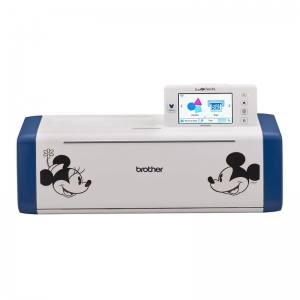 Ploter tnący Brother SDX2200D + Wzory Disney